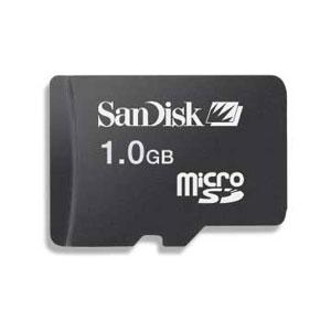 Micro SD/TransFlashs Cards
