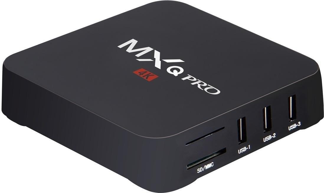 MXQ Pro S905X Android TV Box 1G 8G - eSquare New Zealand