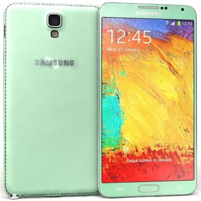 Samsung Galaxy Note 3 Neo Green Samsung Galaxy Note 3 Neo Lte