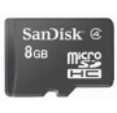 8GB MicroSDHC / Transflash
