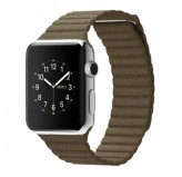 Apple Watch 42mm with Leather Loop MJ452