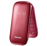Philips E320 Red